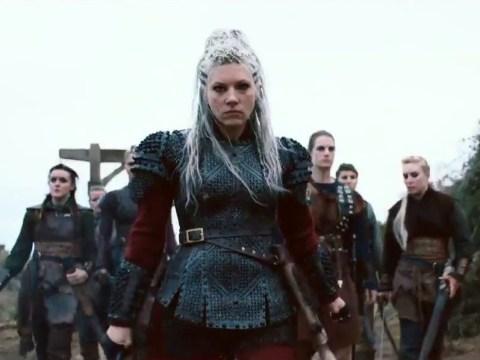 Vikings star Katheryn Winnick reveals season 6 trailer is 'coming soon' after Comic Con tease