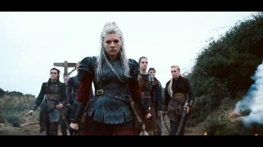 Vikings season 6 trailer Lagertha