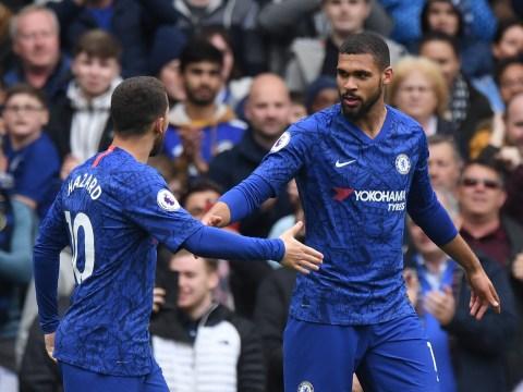 Ruben Loftus-Cheek sends message to Chelsea board over Eden Hazard after transfer ban is upheld