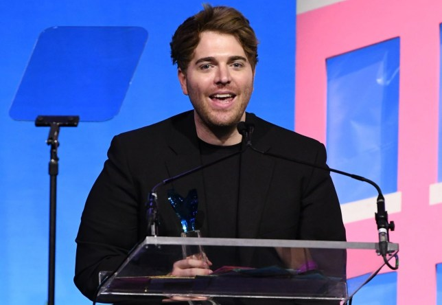 NEW YORK, NEW YORK - MAY 05: Shane Dawson speaks onstage during the 11th Annual Shorty Awards on May 05, 2019 at PlayStation Theater in New York City. (Photo by Noam Galai/Getty Images for Shorty Awards)