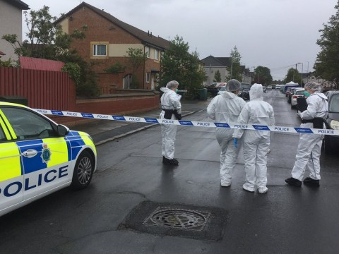 Murder arrest after man killed in 'appalling act of violence'