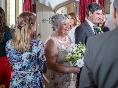 Emmerdale spoilers: Huge Dingle wedding as Zak and Lisa exchange their vows ahead of death storyline