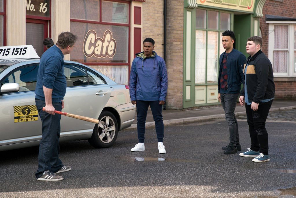 SEI_66009854 12 soap spoiler pictures: Coronation Street crash, EastEnders death plot, Emmerdale's Maya caught, Hollyoaks' Laurie exposed