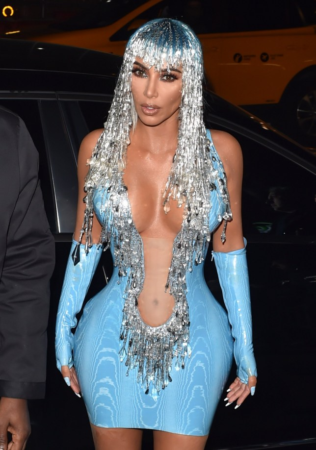 Non Exclusive Picture New York, USA - 07/05/19 Kim Kardashian & Kayne West arrive at Up N Down nightclub in New York. 07 May 2019 Pictured: Kim Kardashian , Kayne West. Photo credit: Neil Warner/MEGA TheMegaAgency.com +1 888 505 6342
