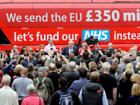 Boris Johnson step closer to being prosecuted over Brexit bus 'lies'