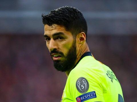 Luis Suarez slams Barcelona teammates after defeat to Liverpool in the Champions League