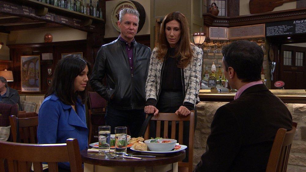 Megan gets terrible news from Jai