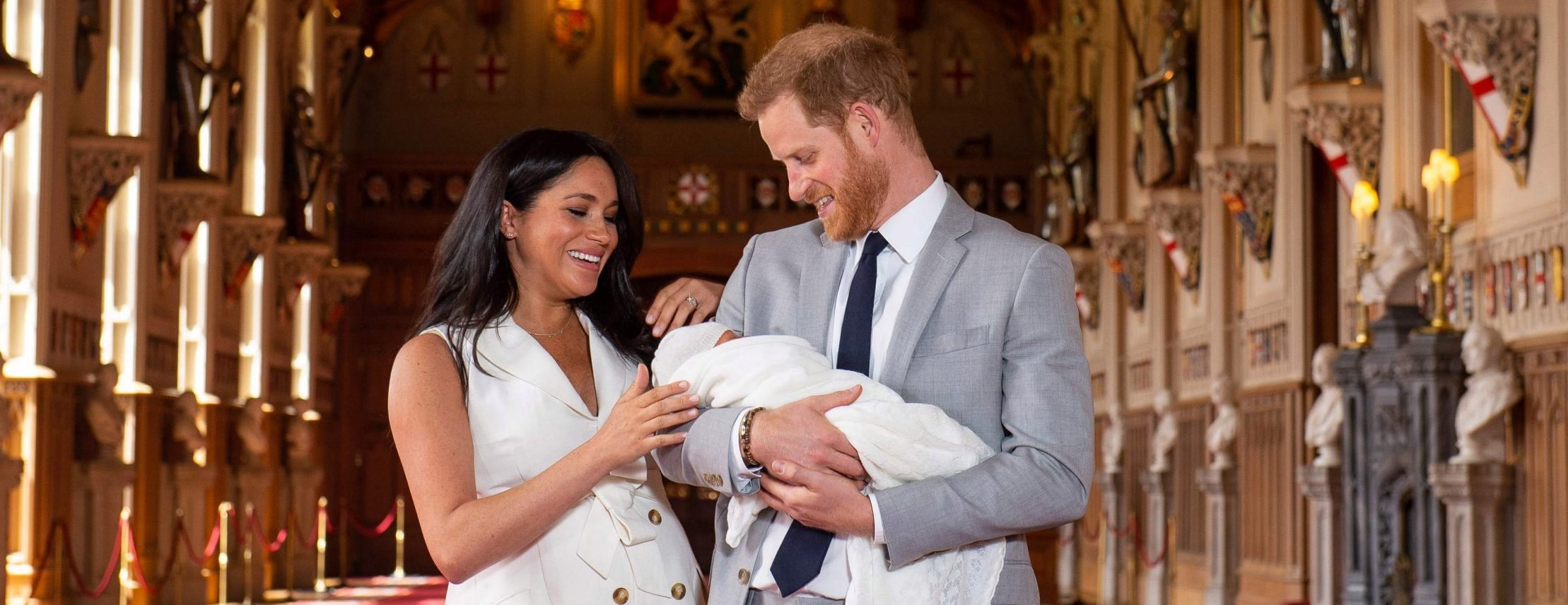 Royal baby name meaning and who Harry and Meghan's baby is named after