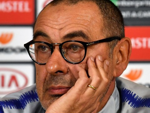 Maurizio Sarri issues a response after FIFA uphold Chelsea's transfer ban