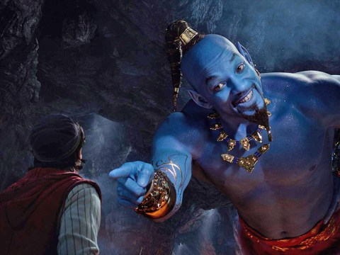 Aladdin scoops $86.1m at box office scoring 2019's third highest opening weekend