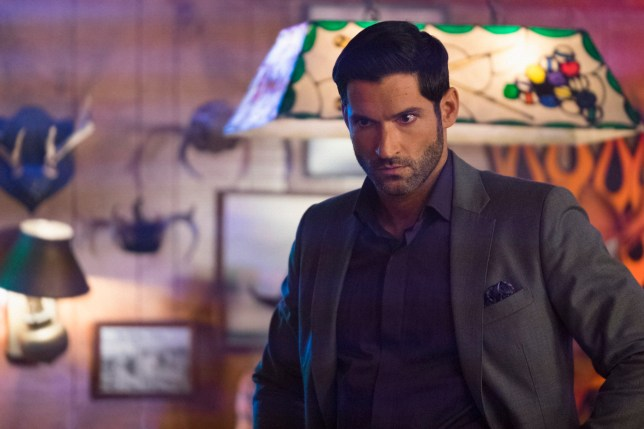 Tom Ellis as Lucifer in season 4 (Picture: Netflix)