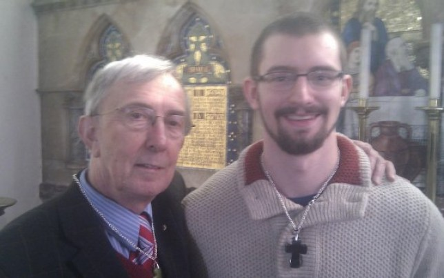 Church Warden, 28, Got Engaged To Lecturer, 69, Months
