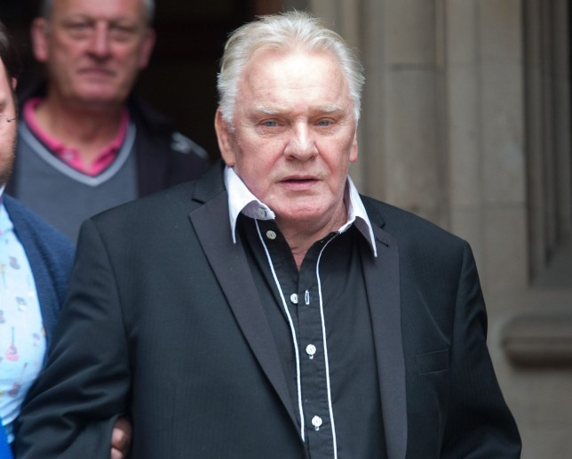 Mandatory Credit: Photo by REX/Shutterstock (4848597i) Freddie Starr, leaves the High Court today.Karin Ward, 56, is being sued for ?300,000 in libel damages by comedian Freddie Starr over allegations she made against him of sexual abuse Karin Ward libel case at the High Court, London, Britain - 15 Jun 2015