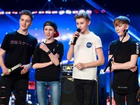 Britain's Got Talent viewers brand show 'a farce' as West End performers Chapter 13 land golden buzzer