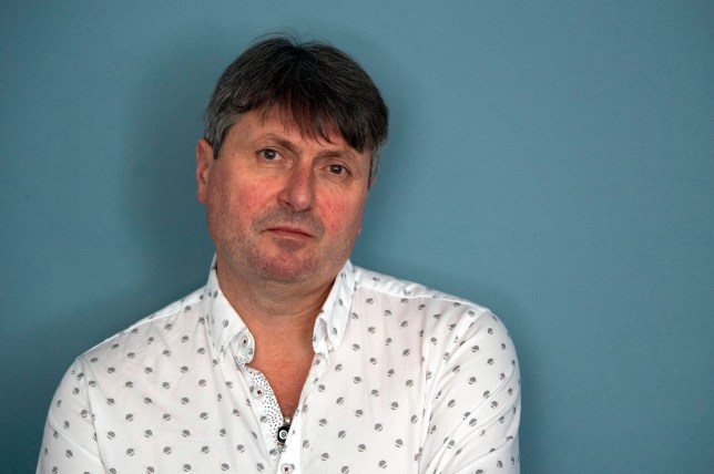 Simon Armitage who has been announced in central London, as the UK's new Poet Laureate