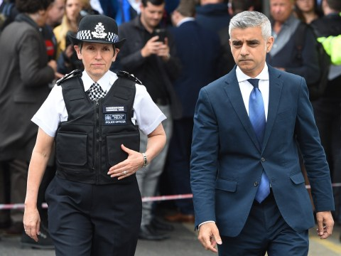 Sadiq Khan under 24 hour police protection following social media threats