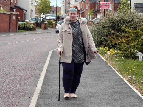 Woman who has 18 mental breakdowns a week 'doesn't look ill enough' for benefits