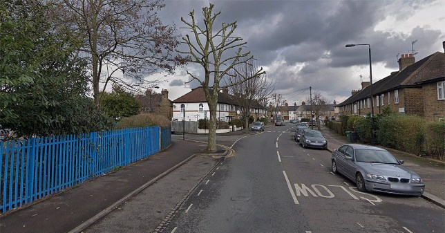 The teenager was attacked on Saturday in Walthamstow on Saturday