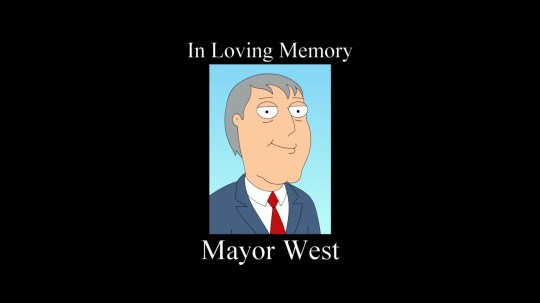 Family Guy's Adam West
