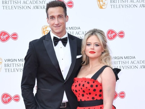 Emily Atack heading to Singletown as she 'splits from boyfriend after six months'