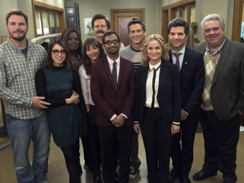 Amy Poehler is 'Avengers-style ready' for Parks and Recreation reboot and that's so Leslie Knope