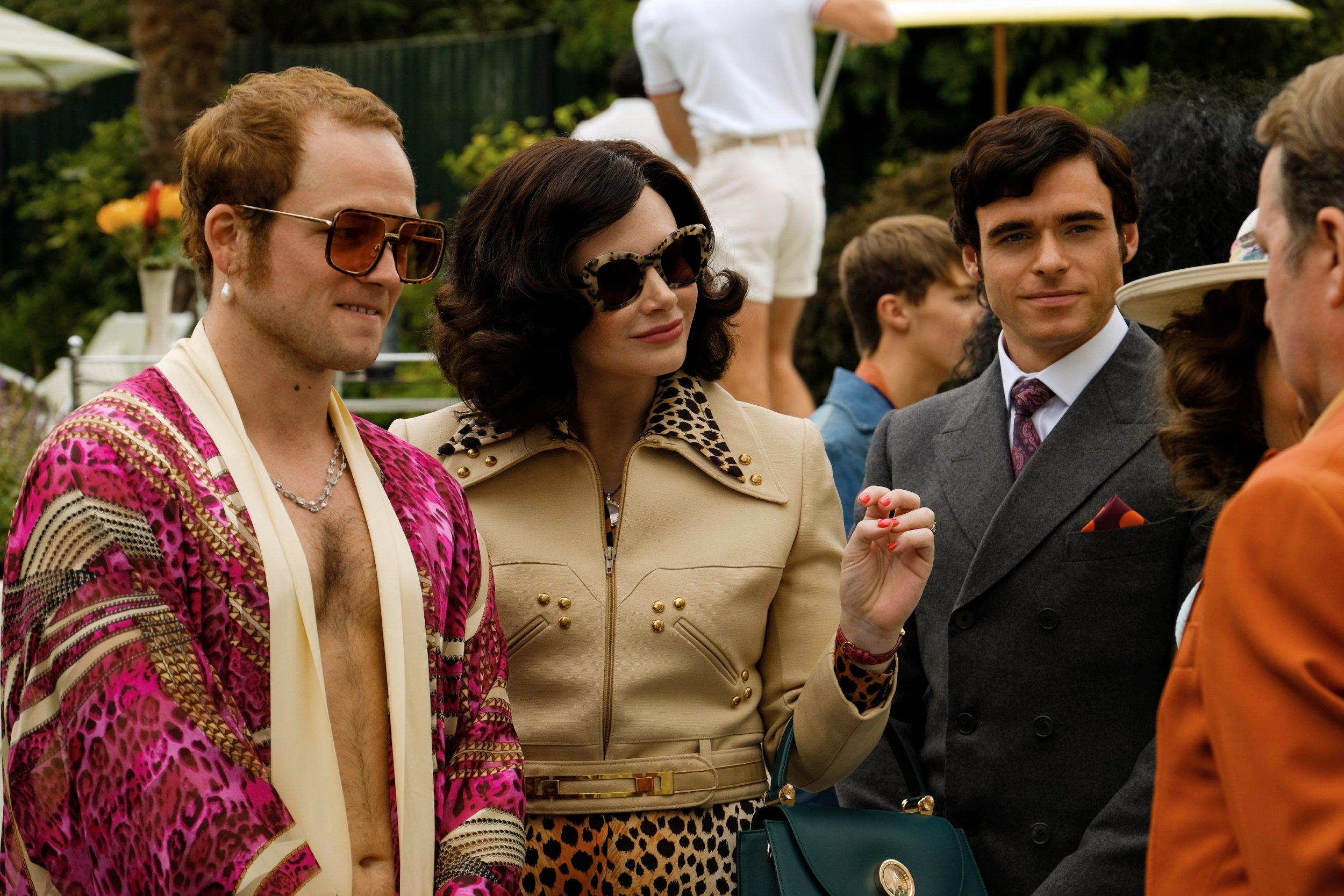 Rocketman star Bryce Dallas Howard admits playing Elton John's mum was 'daunting'