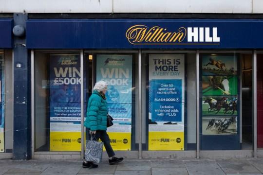 William Hill Advert