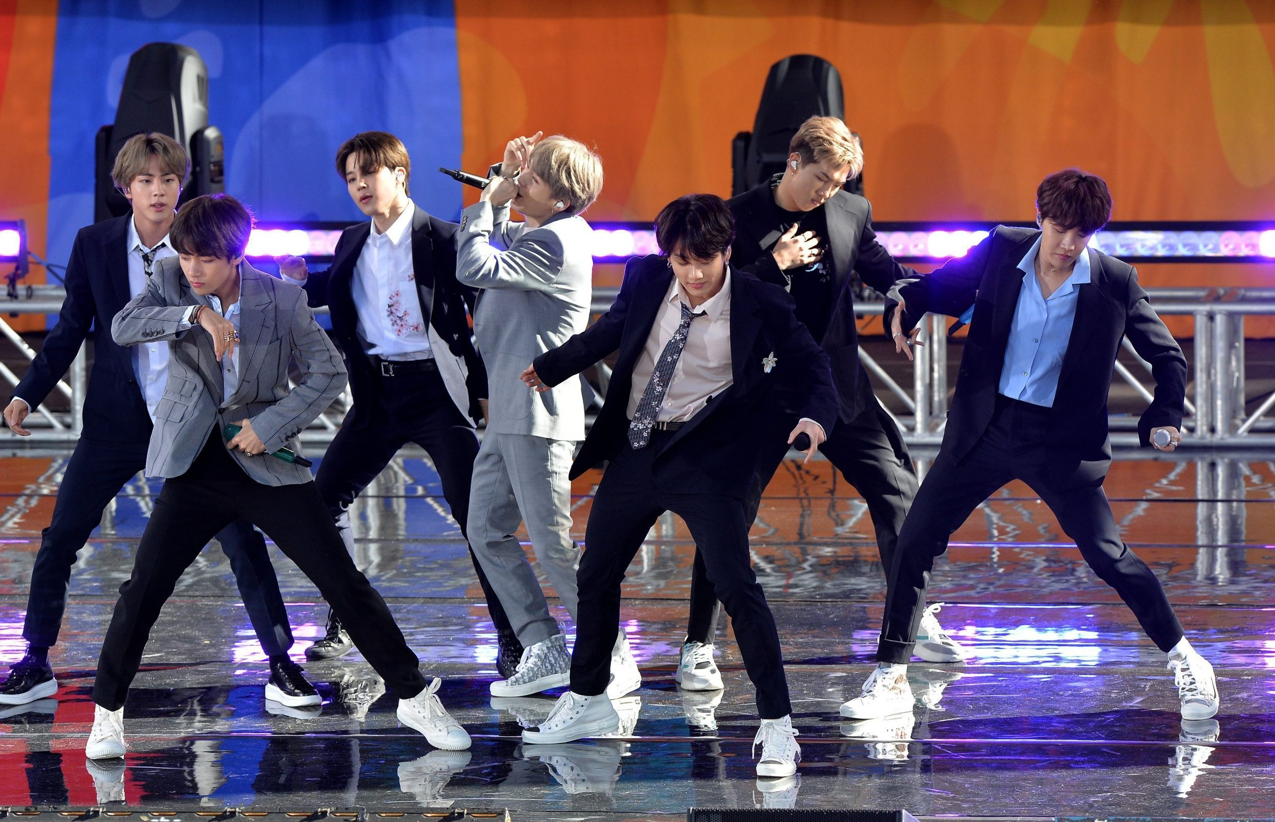 BTS goes from strength to strength as Boy With Luv spends 4th week on Billboard Hot 100