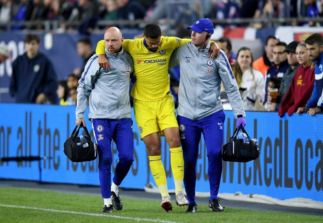 Ruben Loftus-Cheek will miss the Europa League final