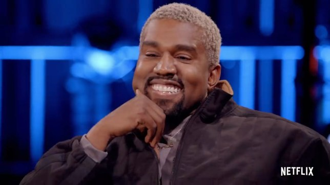Kanye West will go face-to-face with David Letterman in My Guest Needs No Introduction season 2 Videograb from My Next Guest Needs No Introduction with David Letterman Season 2 Trailer