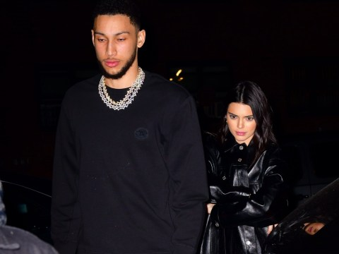 Kendall Jenner and Ben Simmons 'spend New Year's Eve together' months after split