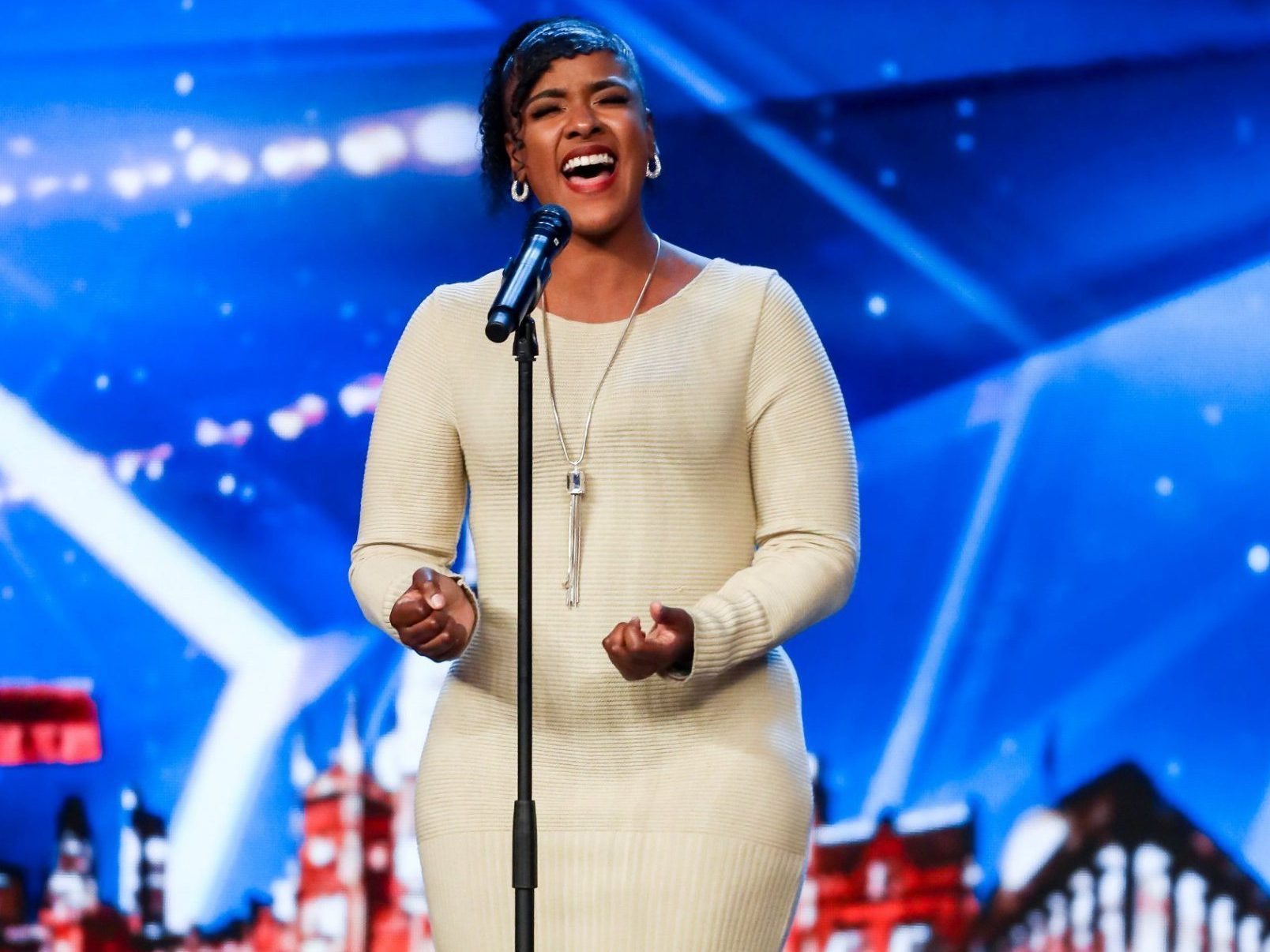 Britain's Got Talent's Leanne Mya hopes to 'inspire change' after surviving Grenfell tragedy