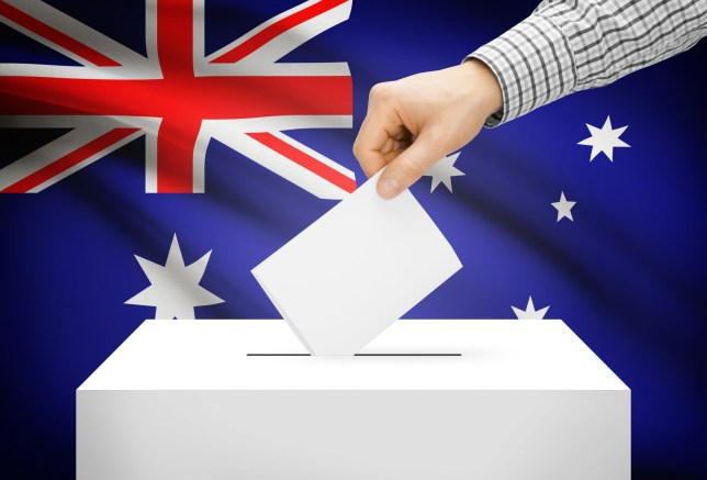Australia will now count votes before announcing who will be the country's next prime minister