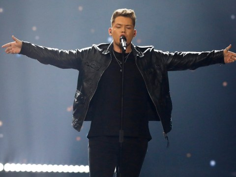 United Kingdom finishes in last place at Eurovision as Michael Rice receives 16 points
