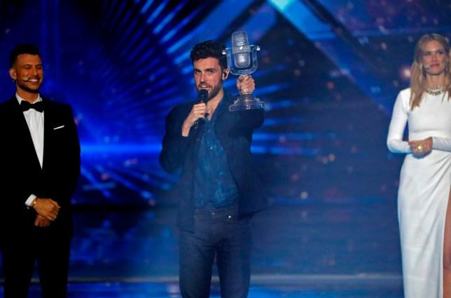 Image result for evravision 2019 winner