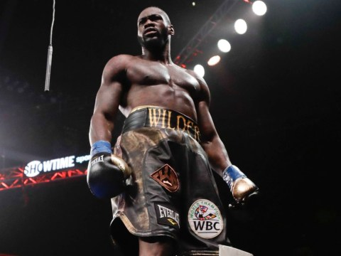 Deontay Wilder cannot pick winner between him and Anthony Joshua