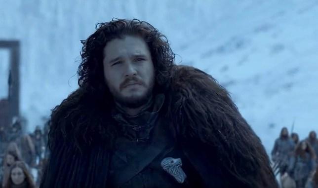 Game Of Thrones finale Jon Snow final scene
