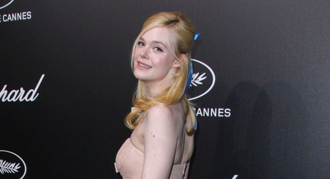 Mandatory Credit: Photo by Matt Baron/REX (10241928ef) Elle Fanning Chopard Trophee dinner, 72nd Cannes Film Festival, France - 20 May 2019