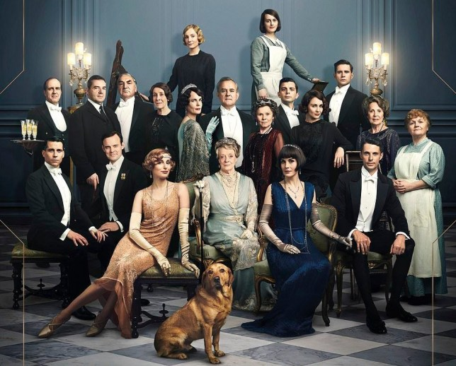 Downton Abbey Official Film Poster