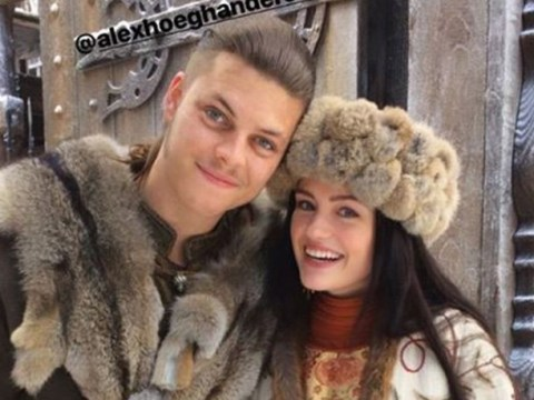 Vikings' Alicia Agneson gives out all the season 6 spoilers as she wishes Alex Høgh Andersen happy birthday
