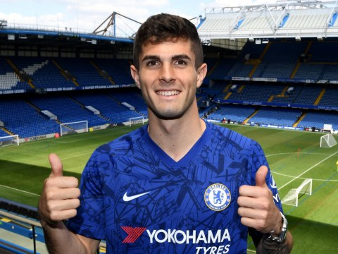 Frank Lampard impressed with Christian Pulisic decision to join Chelsea's pre-season tour ahead of schedule