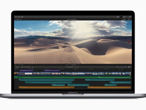 Apple updates MacBook Pro laptops with new '8-core' processors