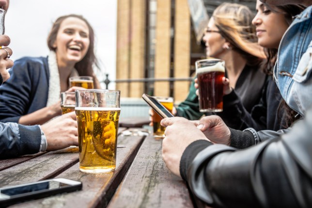 Get paid to review pubs around the UK