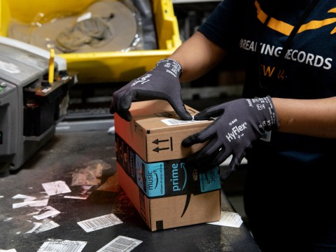 Amazon gets a bit Black Mirror with warehouse 'gamification' for staff