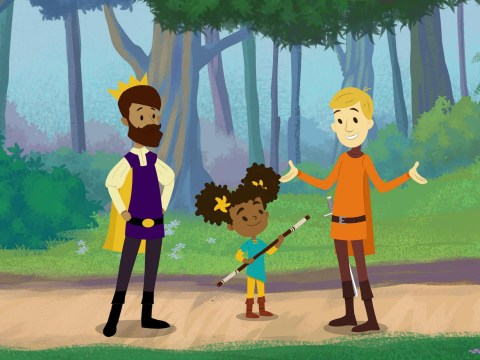 New kids cartoon The Bravest Knight will feature gay couple as main characters