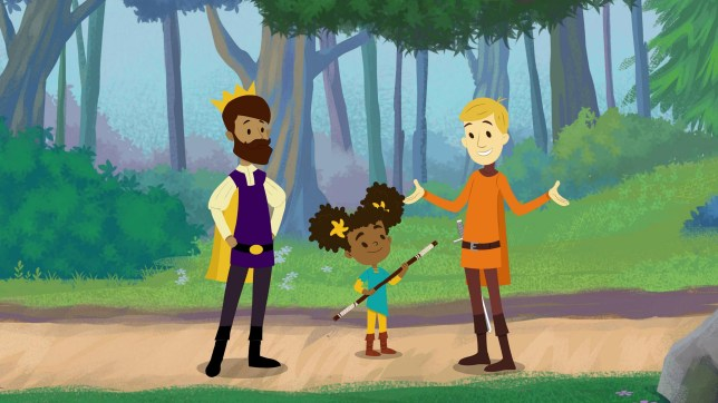 New cartoon Bravest Knight features same-sex parents Provider: Hulu Source: https://ew.com/tv/2019/05/23/hulu-the-bravest-knight-same-sex-parents/?utm_medium=social&utm_campaign=entertainmentweekly_ew&utm_source=twitter.com&utm_content=link&utm_term=6FCDAFCE-7D72-11E9-B087-A58F4744363C