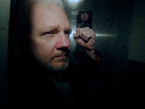 Julian Assange charged with violating Espionage Act