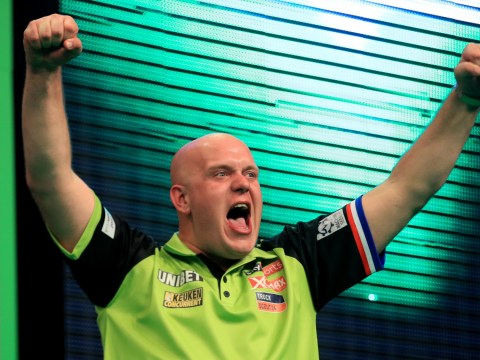 Michael van Gerwen claims he cannot play any worse than in Premier League Darts semi-final
