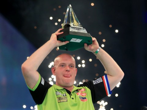Michael van Gerwen sweeps aside competition to win fifth Premier League Darts title