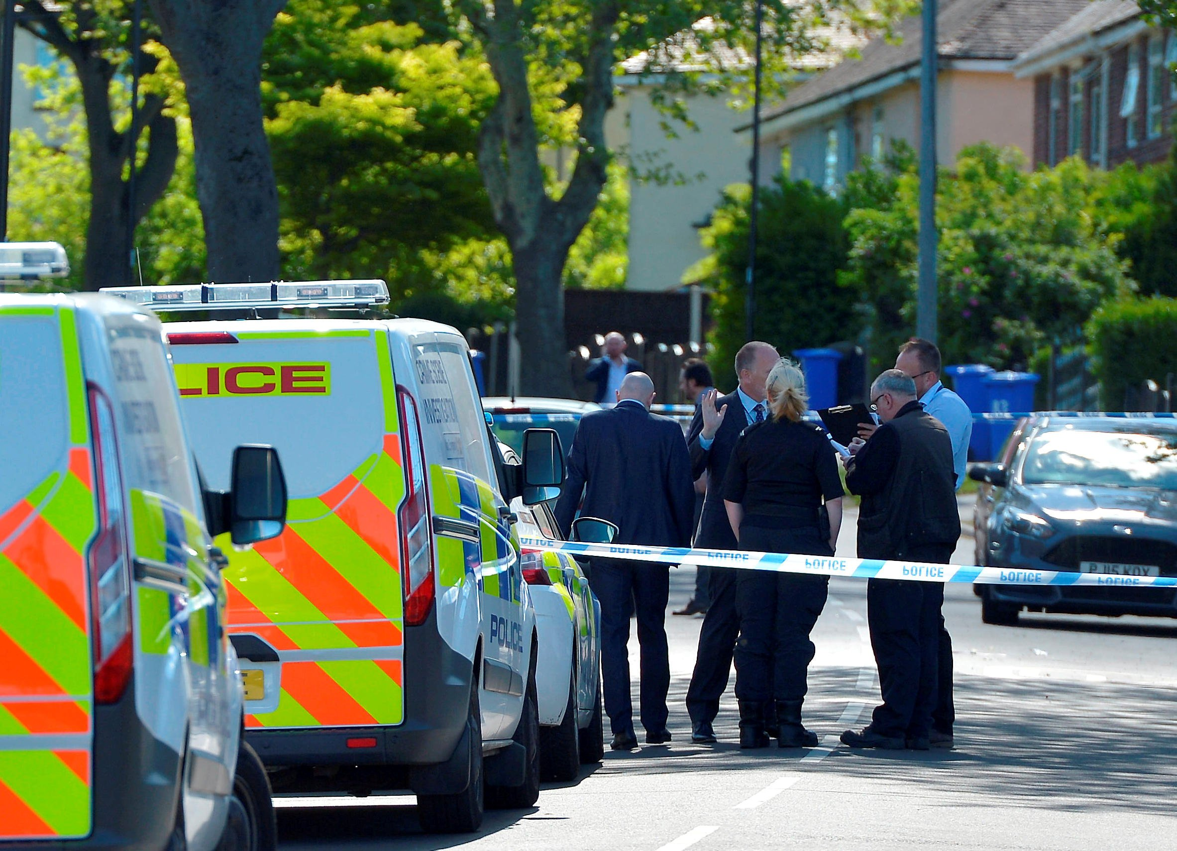 Six children in hospital after 'serious incident' at home in Sheffield